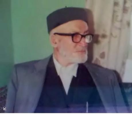 Mevlana Eş-Şeyh Es-Seyyid Eş-Şerif Muhammed Sıddık Efendi
